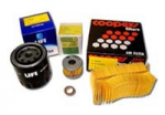 Range Rover P38 2.5 BMW Turbo Diesel Service Kit up to 1996 - Type A oil filter.
