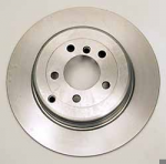 Range Rover Mark III L322 Rear Brake Disc