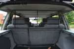Range Rover P38 Dog / Pet Guard - Bar Type