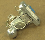 Towing Ball and Jaw Hitch