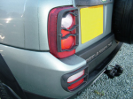 Land Rover Freelander 1 Set of Rear Light Guards 2004 - 2006