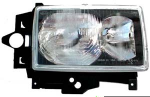 Range Rover MK2 P38 » RHD P38 LH Head Light Unit (updated 2001) 95-02