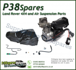 Land Rover Discovery 3 EAS Air Compressor Suspension Pump 05-09