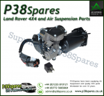 Dunlop Replacement For Hitachi EAS Range Rover Sport & Discovery 3 Air Suspension Compressor 2005-2009