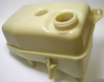 Land Rover Discovery Expansion Water Coolant Tank 89-98