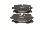 Land Rover Discovery 3 Mintex Rear Brake Pads