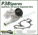 Range Rover P38 MKII V8 Petrol OEM Engine Coolant Water Pump 1995-2002