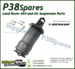 Front Range Rover P38 MKII Dunlop Air Suspension Spring & Clips Fits Left or Right 1994-2002