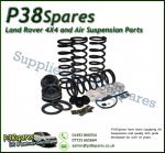 Range Rover P38 Britpart Air Spring to Coil Conversion Kit 95-02