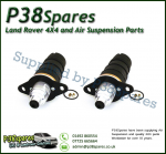 Rear Arnott Audi A6 Allroad Quattro (C5 Chassis, Type 4B) Air Suspension Spring/Bag Units 1997-2005 - x2
