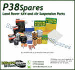 Range Rover Sport 2.7 Diesel OEM Service Kit - up to Vin: 6A999999