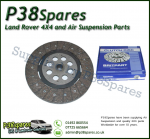 Discovery 2 TD5 Clutch Plate 1998-2004