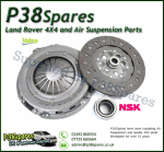 Defender TD5 Valeo/NSK Three In One Clutch Kit  1999-2006