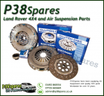 Discovery 2 TD5 Clutch Kit With Flywheel 1998-2004