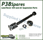 Defender 300TDI & TD5 Extreme Use Double Carden Propshaft Kit - Front