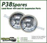Land Rover Defender Sealed Beam to Halogen Conversion Kit - LHD
