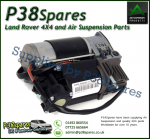 BMW X5 (E53 Chassis) with 4 corner air leveling ONLY Arnott / Wabco EAS Air Suspension Compressor/Dryer Assembly 1999-2006
