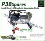 Audi A8 S8 (D3) Petrol Normal & Sport Suspension Wabco / Arnott Air Suspension Compressor Dryer Assembly 2002-2010