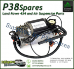 Audi A8 S8 (D3) Diesel Normal & Sport Suspension Wabco / Arnott Air Suspension Compressor/Dryer Assembly 2002-2010