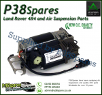 Audi Q7, Porsche Cayenne, VW Touareg EAS Arnott/Wabco Air Suspension Compressor Pump 2002-2015