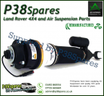 Arnott Bentley Flying Spur EAS Front Right Re-manufacturered Air Spring / Suspension Shock Assembly 2006-2012 (Price Includes Deposit)