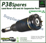 Jaguar XJ (S350, X358) Comfort Models Re-manufactured Rear EAS Air Suspension Shock (Left or Right) 2004-2010 (price included refundable deposit)