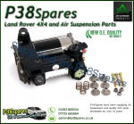 Jaguar XJ Series (X350, X358 Chassis) Wabco / Arnott Air Suspension Compressor Pump 2003-2010