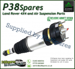 Rear Jaguar XJ Series (X350, X358 Chassis) Comfort Air Suspension Strut Fits Left of Right 2003-2010