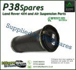 Rear Range Rover P38 MKII Generation III Arnott Air Suspension Air Spring Fits Left or Right 1995-2002