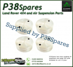 Range Rover P38 MKII Arnott 2 inch Aluminum Spacers Upgrade Kit 1995-2002