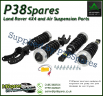 Arnott Porsche Cayenne Air Suspension to Coil Conversion Kit  2003-2010