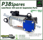 Arnott/AMK Mercedes-Benz CL-Class (W216) w/air w/4Matic EAS Air Suspension Compressor/Dryer Assembly 2006-2013