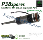 Arnott Mercedes-Benz AMG CL-Class (W216 Chassis) with ABC Hydraulic Suspension Re-Manufactured Rear Left Spring / Shock Assembly 2007-2012