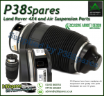 Arnott Mercedes-Benz E-Class Estate / Wagon Fitted With Front & Rear Suspension - 4Matic Rear Air Suspension Air Spring Bag  Fits Left or Right - 2003-2009