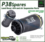 Rear Mercedes-Benz GL-Class (X164 w/Airmatic, w/ADS Code 214, ML-Class Air Spring Left or Right 2005-2012