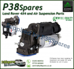 Arnott/AMK Mercedes-Benz ML Class (W164 Chassis-ML63 AMG Only) EAS Air Suspenson Compressor Pump 2005-2010