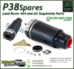 Arnott Mercedes-Benz ML Class (W164 Chassis- Excl. ML63) With Airmatic, W/WO ADS Front Air Suspension Spring Bag (Fits Left or Right) 2005-2011