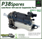 Mercedes-Benz R-Class (W251) with 4-Corner Suspension AMK / Arnott Air Suspension Compressor 2006-2013