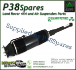 Arnott Mercedes-Benz S-Class (W220 Chassis) With ABC Hydraulic Suspension, Exc. AMG Re-Manufactured Rear Right Spring / Shock Assembly Strut 2002-2006
