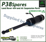 Arnott Mercedes-Benz S-Class (W221 Chassis) With ABC Suspension non AMG Re-manufactured Left Rear Hydraulic Suspension Spring / Shock Assembly 2007-2012