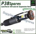 Front Right Mercedes-Benz SL-Class (R230) SL55 & SL65, ABC, AMG Arnott Remanufactured Hydraulic Suspension Strut 2002-2006