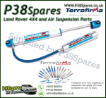 Land Rover Discovery 1 Terrafirma Front Mega Sport 9 Inch Shock Absorber 89-98 x1