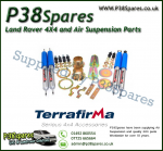 Land Rover Defender 110/130 Terrafirma 2 Inch Pro Sport Mini Disclocation Kit