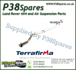 Land Rover Defender 90 200Tdi Terrafirma Centre Silencer Replacement Pipe 1990-1994