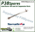 Land Rover Defender 110 300Tdi Terrafirma Centre Silencer Replacement Pipe 1994-1998