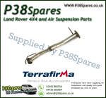 Land Rover Defender 90 Td5 Terrafirma Centre Silencer Replacement Pipe 1998-2007