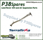 Land Rover Defender 110 Td4 Terrafirma Centre Silencer Replacement Pipe 2007-Onwards