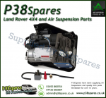 Arnott/AMK Land Rover Discovery 3 OEM Air Suspension Compressor 2005-2009