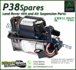 Maybach 57 & 62 Wabco / Arnott Air Suspension Compressor/Dryer Assembly 2002-2013