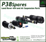 Mercedes-Benz S-Class (W220 Chassis) Airmatic With 4 MATIC, NON ABC Arnott Air to Coil Conversion Kit 2003-2006